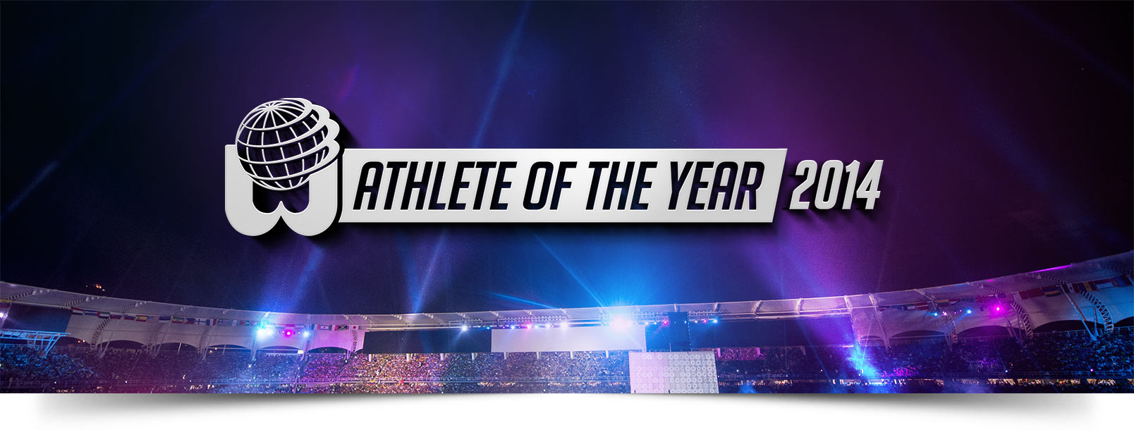 Athlete of the year 2014 vote banner