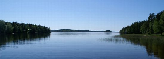 Lahti lakes and stillness