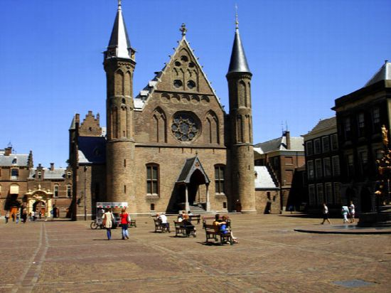 1993 The Hague Binnenhof