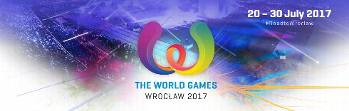 The World Games – 10 days to go!