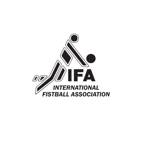 Logo of International Fistball Association
